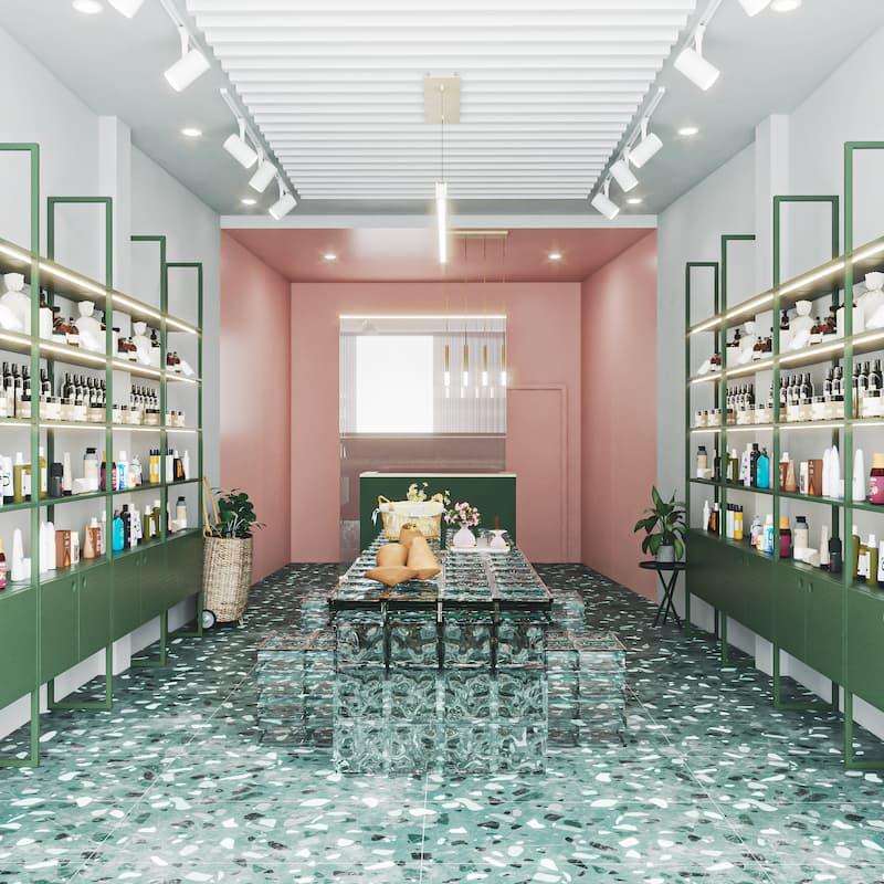 68 Design - Thiết kế thi công nội thất shop uy tín hàng đầu