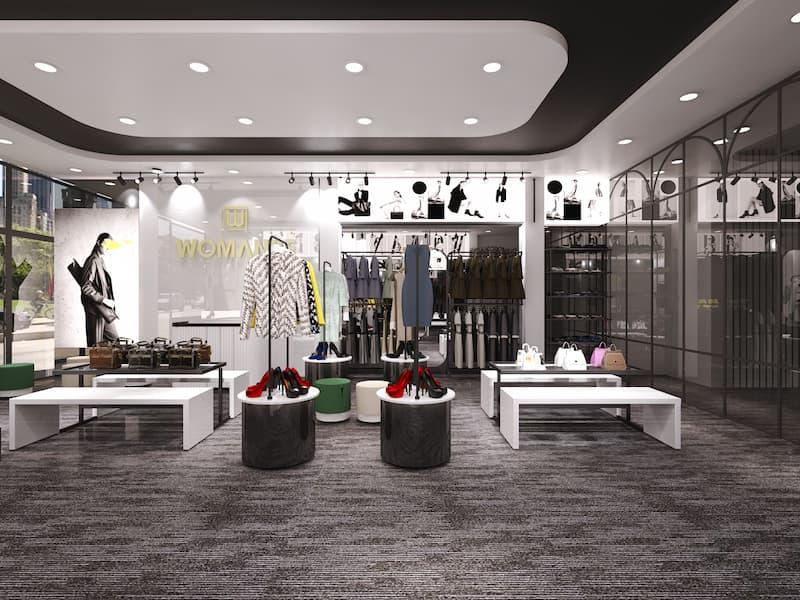 Thiết kế trang trí nội thất shop ấn tượng tại Phú Quốc