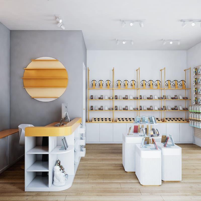 Thiết kế thi công nội thất trọn gói tại 68 Design