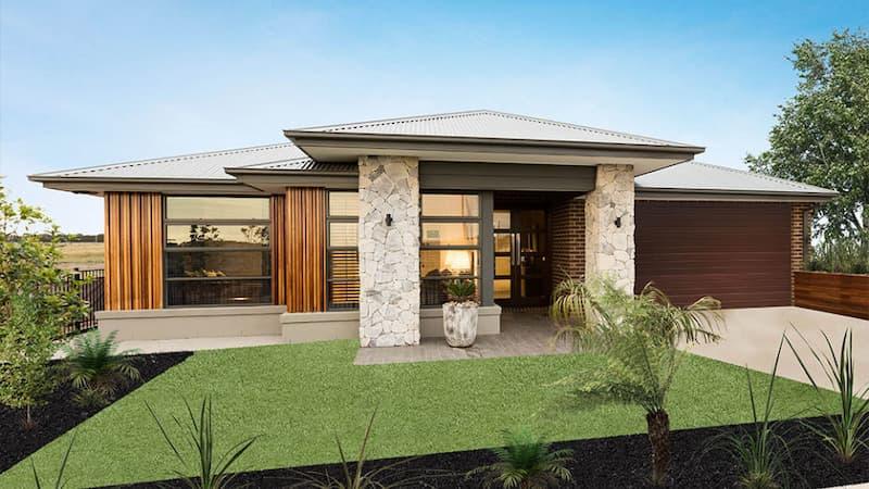 Thiết kế xây nhà trọn gói 700 triệu